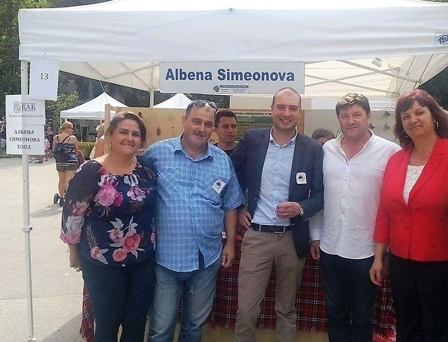 Фондация за околна среда и земеделие участва във Фермерския пазар в Плевен