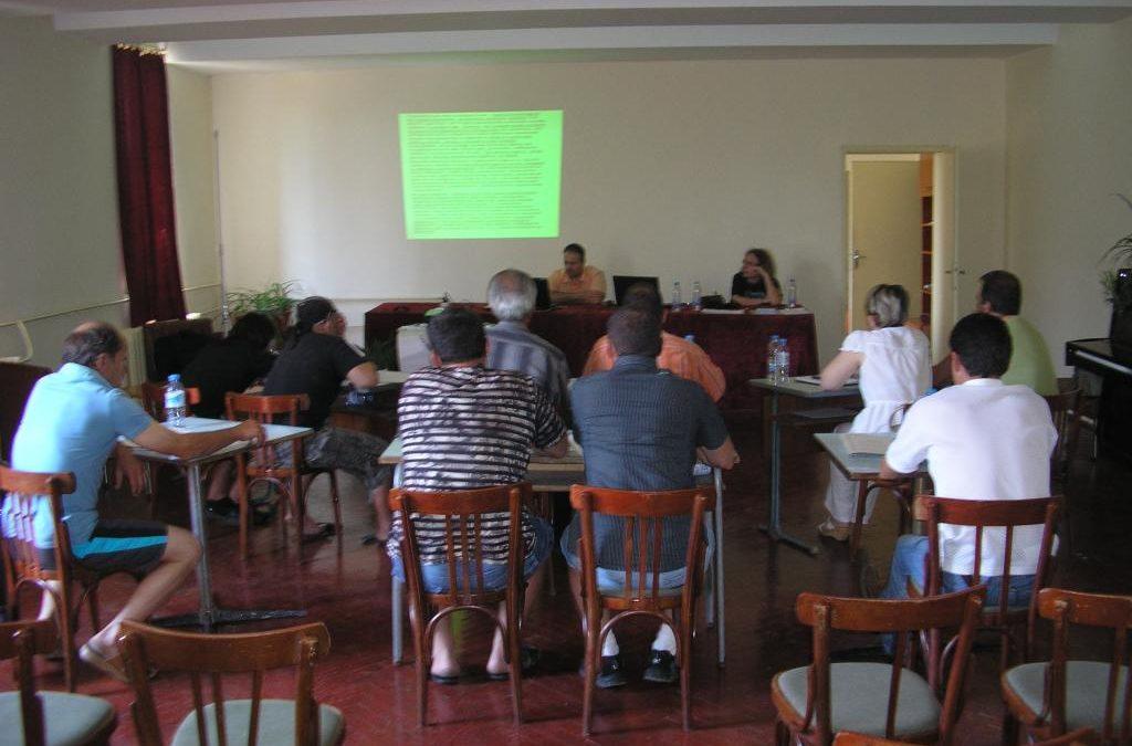 """Информационни дейности по Мярка 111 """"Професионално обучение, информационни дейности и разпространение на научни знания"""" от Програмата за развитие на селските райони (ПРСР) 2007-2013 г."""