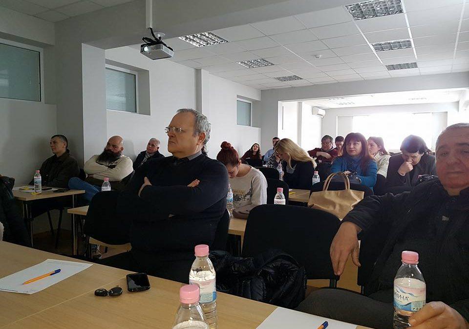Дискусия в Свищов за Неядреното бъдеще на Площадката Белене организира ФОСЗ